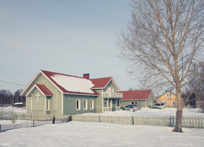 Встреча служителей севера Карелии